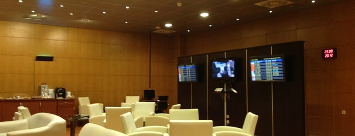 LGM Lounge is one of Istanbul.