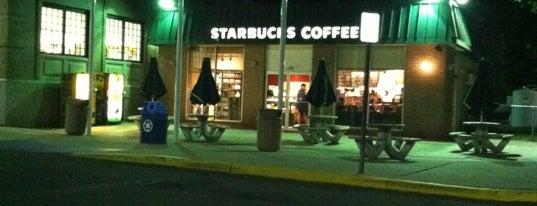 Starbucks is one of Natalino 님이 좋아한 장소.