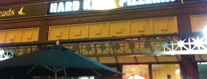 Hard Knox Pizzeria is one of Chad'ın Kaydettiği Mekanlar.