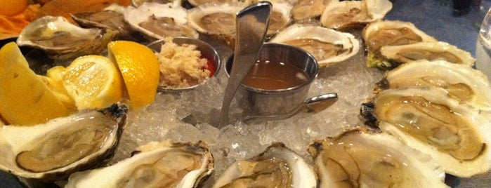 B&G Oysters is one of Boston's Best Seafood - 2012.