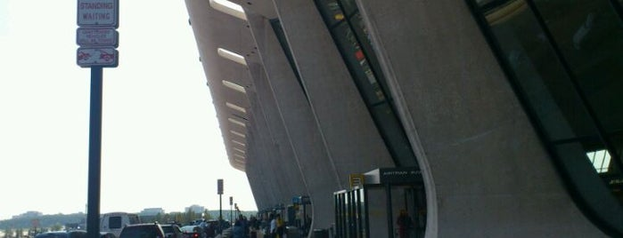 Washington Dulles International Airport is one of Airports in US, Canada, Mexico and South America.