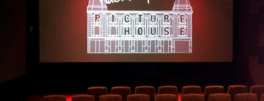 Hackney Picturehouse is one of London things to do.