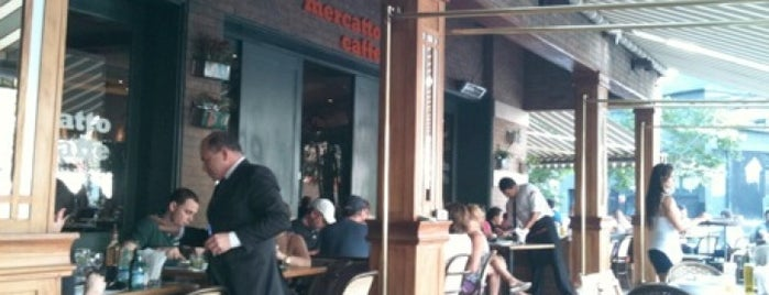 Mercatto Caffé is one of SP | Restaurantes.