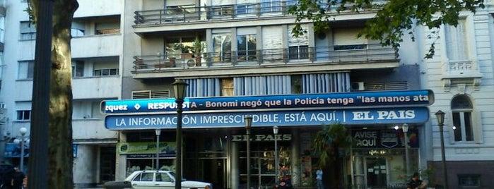 El Pais is one of Nuestras marcas!.