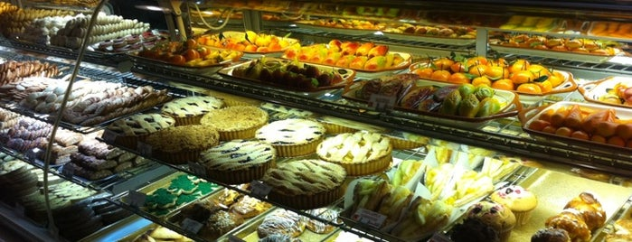 Pasticceria Bruno Bakery & Cafe is one of NYC's Cafés, Coffee, Dessert.