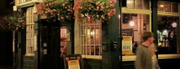 St Christopher's Inn London is one of Posti che sono piaciuti a Carl.