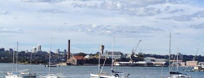 Drummoyne Sailing Club is one of Orte, die Julia gefallen.