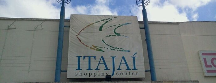 Itajaí Shopping Center is one of Shopping,Lojas e Supermercados.