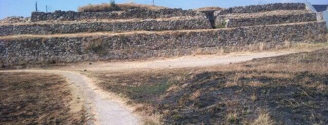 Zona Arqueológica El Ixtépete is one of Sitios Arqueológicos en Jalisco.