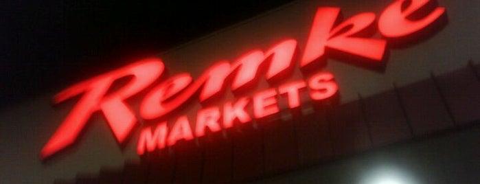Remke Markets is one of Cezary : понравившиеся места.