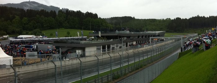 Red Bull Ring is one of 2014 FIA Formula-1 World Championship Circuits.