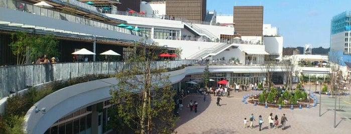 Terrace Mall Shonan is one of Orte, die mnao305 gefallen.