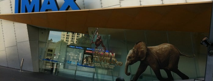 IMAX Melbourne is one of Australia and New Zealand.