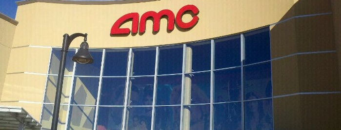 AMC Avenue Forsyth 12 is one of Cheap Eats.
