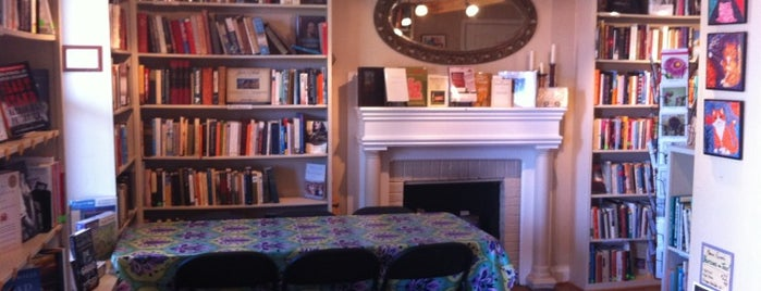 Stone Soup Books and Cafe is one of 20 favorite restaurants.
