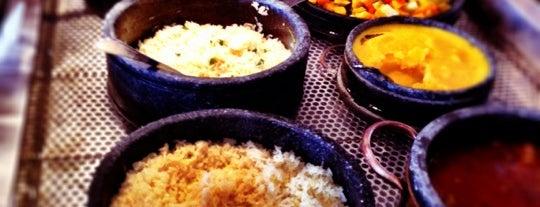 Restaurante Uai is one of A ir.