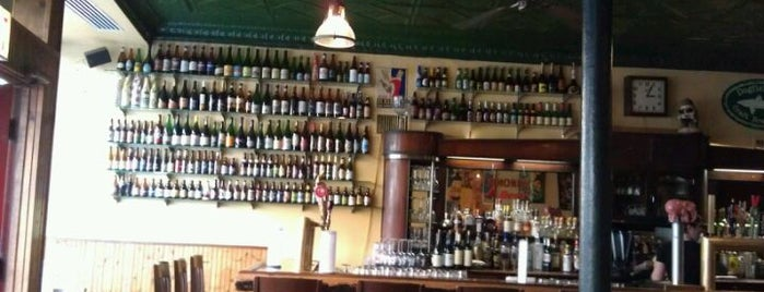 Hopleaf Bar is one of Draft Magazine Best Beer Bars.