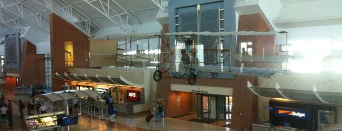 Midland International Airport (MAF) is one of Free WiFi Airports 2.