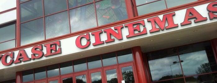 Showcase Cinema de Lux is one of Lieux qui ont plu à Barry.