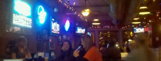 Pump Haus Pub & Grill is one of Drew's favorites.