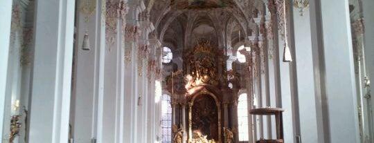 Heilig Geist is one of Around The World: Europe 1.