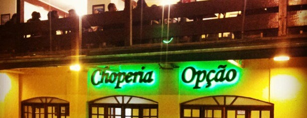 Choperia Opção is one of Drinks.