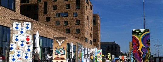 nhow Wall Art is one of Berlin.