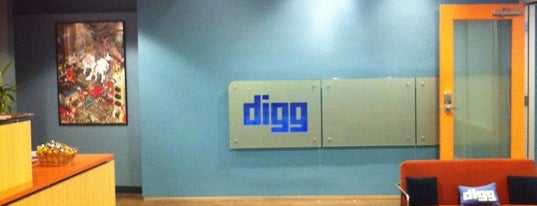 Digg.com is one of Startups World.