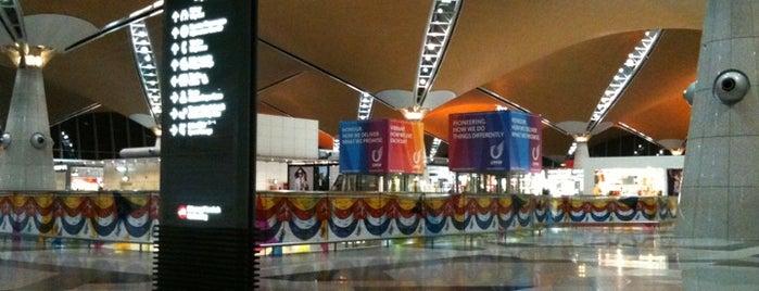 Международный аэропорт Куала-Лумпур (KUL) is one of Airports I've flown thru.