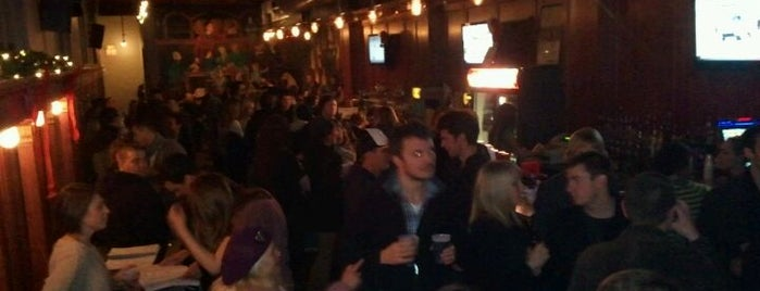 Finn McCool's is one of Best Bars in the 412 Area code.