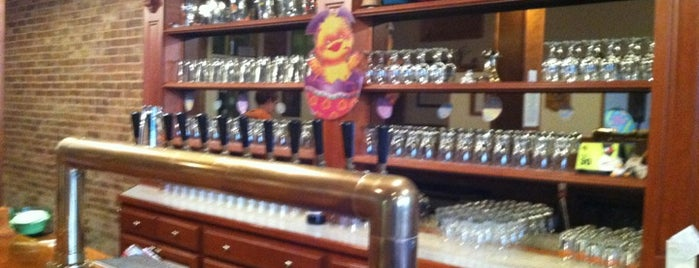 Lost Duck Brewing is one of An Iowa Brewery Tour.