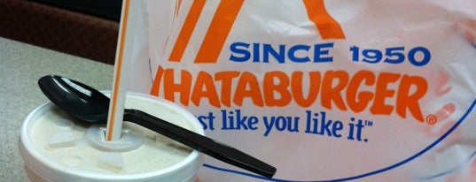 Whataburger is one of Lieux qui ont plu à ESTHER.