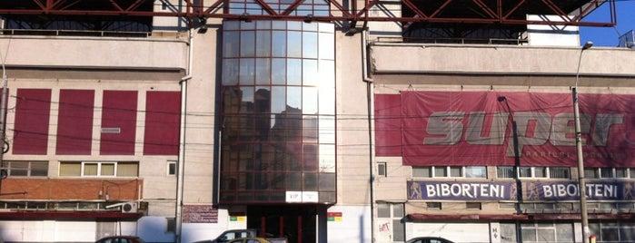 """Stadionul Giulești """"Valentin Stănescu"""" is one of Ghid de București."""