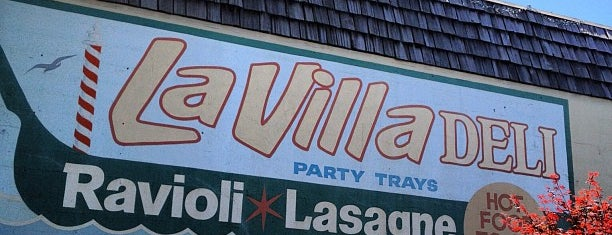 La Villa Delicatessen & Gourmet Shop is one of San Jose.