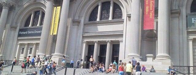 Metropolitan Sanat Müzesi is one of Adventures in the Big Apple.