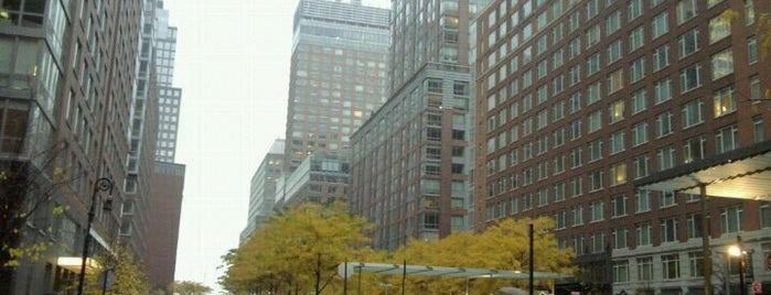 Battery Park City is one of Bronx & Manhattan Neighborhoods.