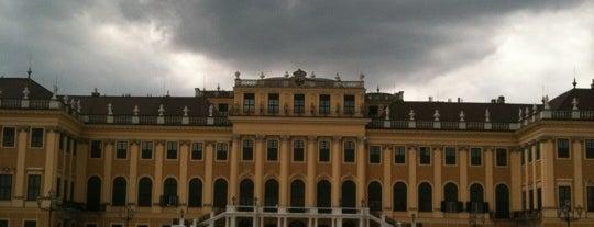 Castel Schönbrunn is one of Exploring Vienna (Wien).