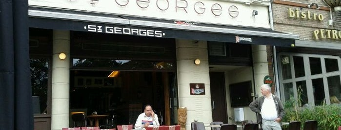 Café St. Georges is one of Joran 님이 좋아한 장소.