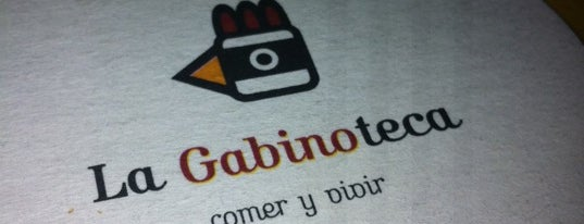 La Gabinoteca is one of ¡Mmmmmadrid!.