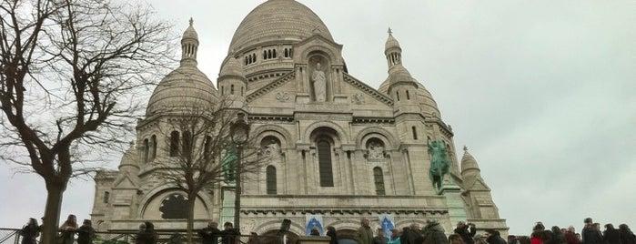 Базилика Сакре-Кёр is one of SmartTrip в Париж за волшебством.
