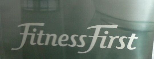 Fitness First is one of Philippines April 2012.