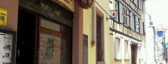 La Coccinelle is one of Dmitry 님이 저장한 장소.