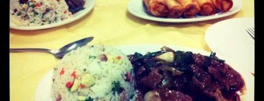 Ruta comida china