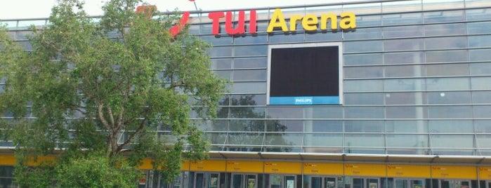 ZAG Arena is one of Sven'in Kaydettiği Mekanlar.