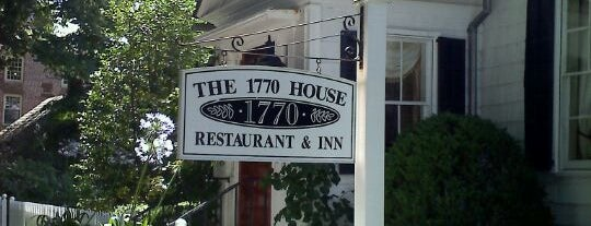 1770 House is one of Locais curtidos por Emily.