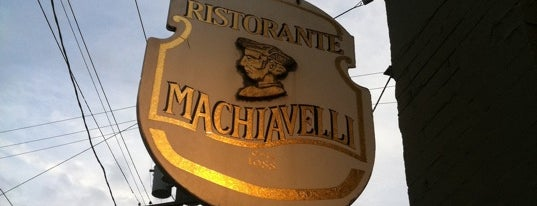 Ristorante Machiavelli is one of Seattle.