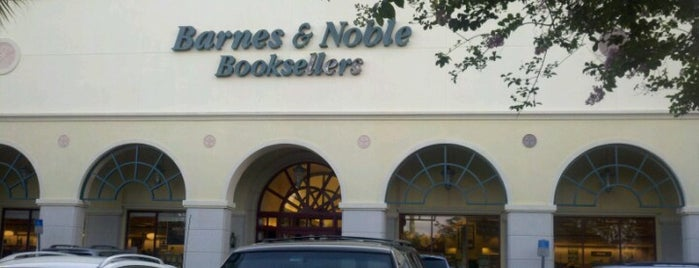 Barnes & Noble is one of Coral Springs.