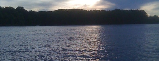Pymatuning State Park (OH) is one of CBS Sunday Morning 2.