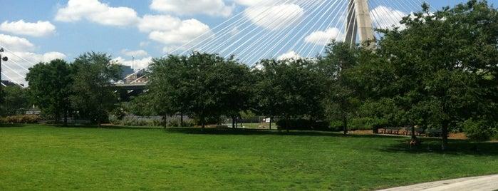 Paul Revere Park is one of #BeRevered Best of Boston: Charlestown.
