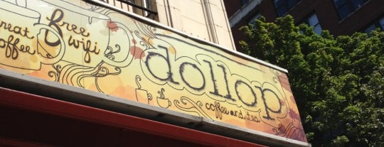 Dollop Coffee & Tea Co. is one of Chicagoland.